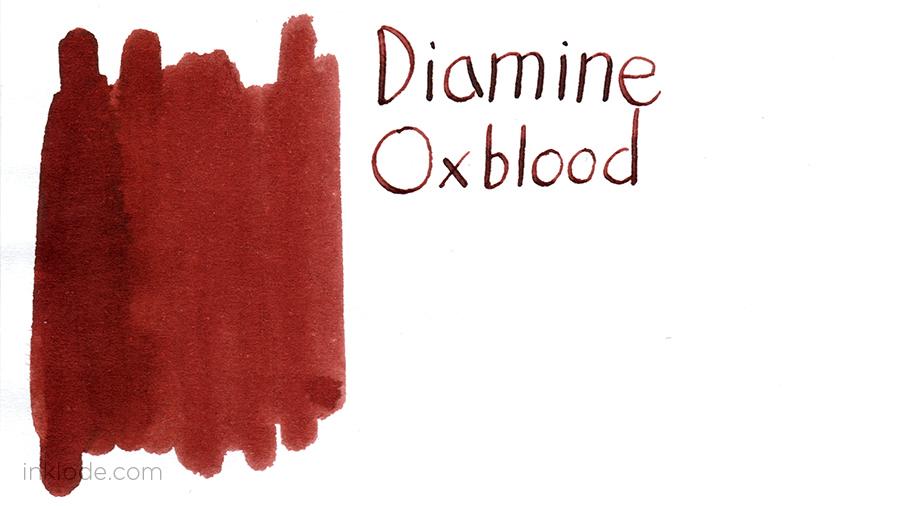 Diamine Oxblood