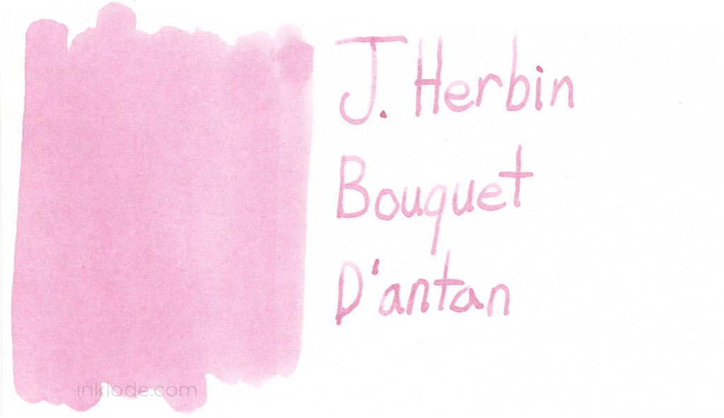 J. Herbin Bouquet D'antan