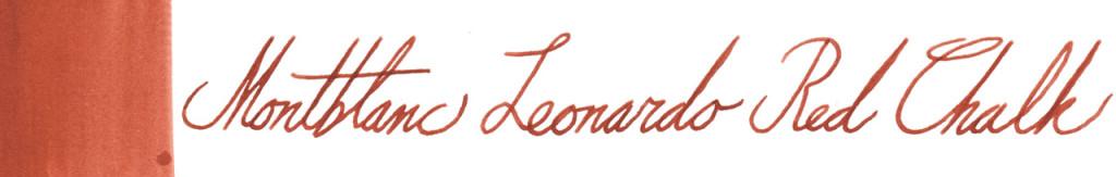 Montblanc Leonardo Red Chalk