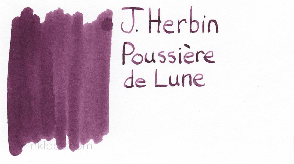 J. Herbin Poussiere de Lune