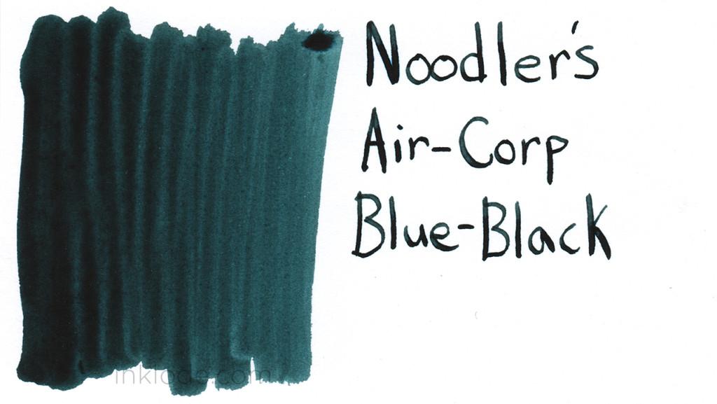 Noodler's Air Corp Blue-Black