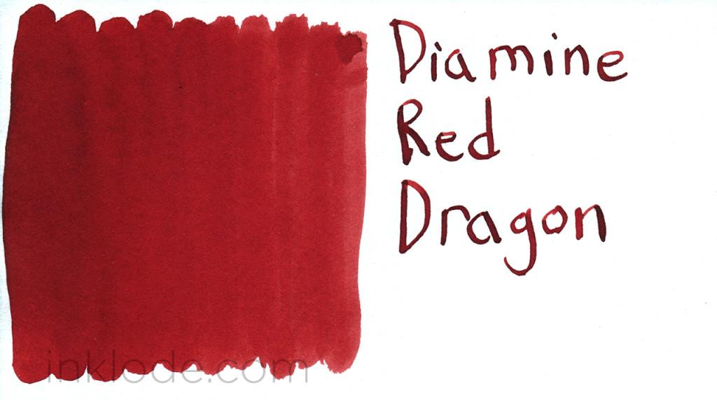 Diamine Red Dragon