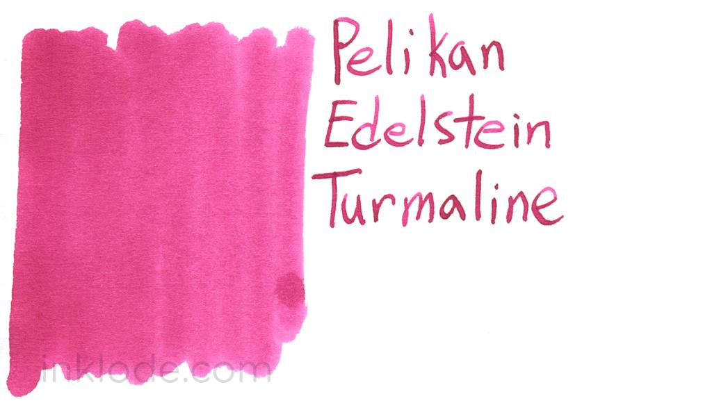 Pelikan Edelstein Turmaline