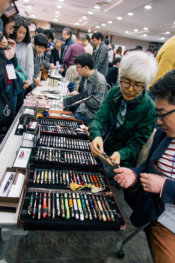 2015 Seoul Pen Show