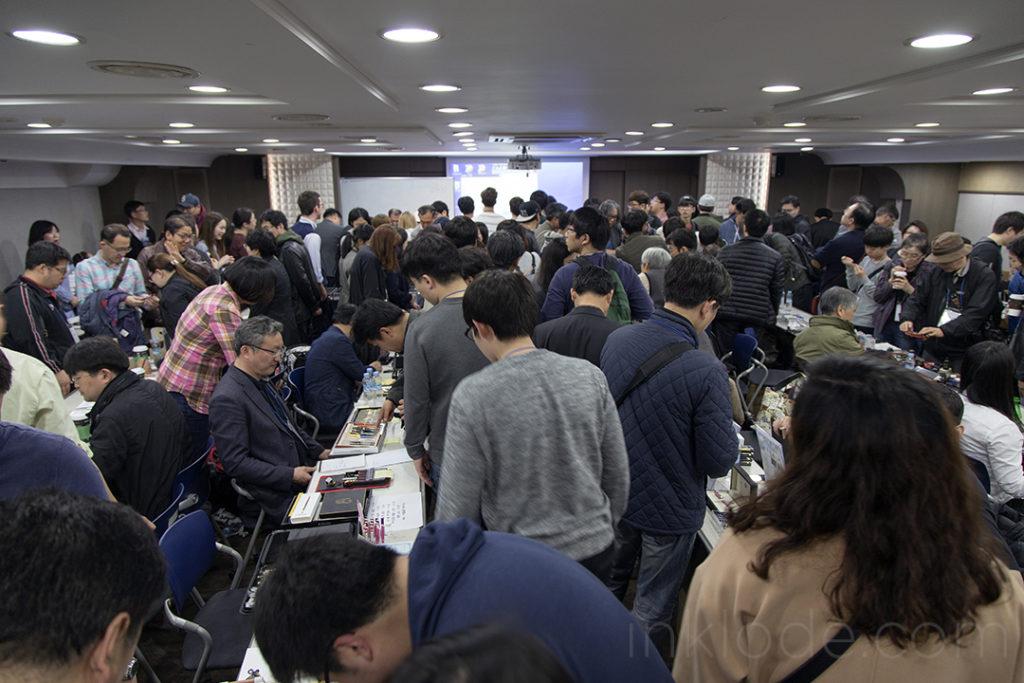 2016 Seoul Pen Show